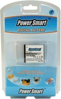 Power Smart 750mah (Replacement For Panasonic Dmw-Bcf10,Dmw-Bcf10e) Li-ion Rechargeable Battery