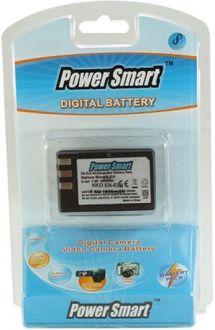 Power Smart EN-EL9, EN-EL9A  Li-ion Rechargeable Battery
