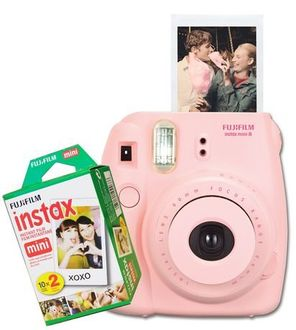 Fujifilm Instax Mini 8 Camera (With 20 Film)