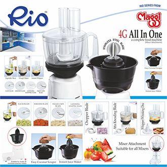 Maggi Rio All in One 4G Food Processor