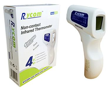 Rycom Rc 001 JXB-178 Infrared Digital Thermometer
