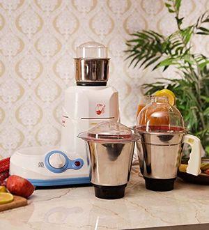 Jaipan Kitchen Best 550W Mixer Grinder