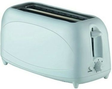Bajaj Majesty ATX 21 4 Slice 700W Pop Up Toaster
