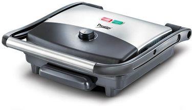 Prestige Electric Grill 4 Slice 1500W Sandwich Maker