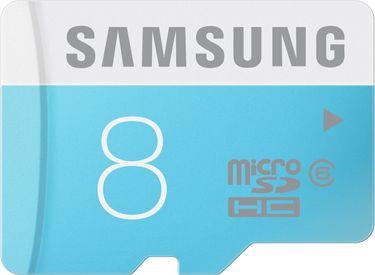 Samsung 8GB MicroSDHC Class 6 (24MB/s) Memory Card