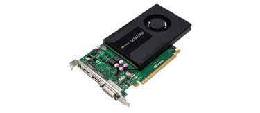 Leadtek NVIDIA Quadro K2000D 2 GB DDR5 Graphics Card