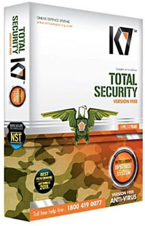 K7 Total Security 2014 1 PC 1 year