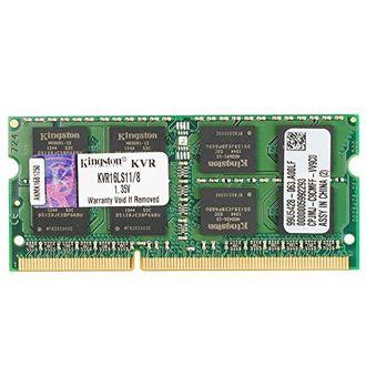 Kingston ValueRam (KVR16LS11/8) DDR3 8GB Laptop RAM