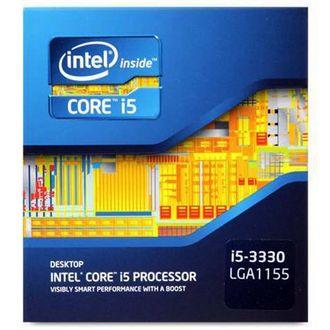 Intel 3GHz LGA 1155 Core i5-3330 Processor