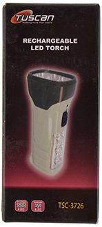 Tuscan 4 LED TSC-3726 Torch Emergency Light