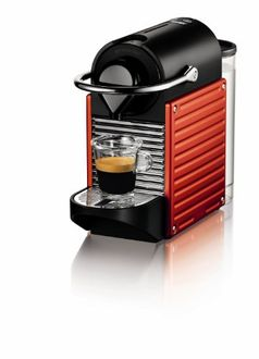 Nespresso Pixie Titanium (C60-Us-Ti-Ne) Coffee Maker