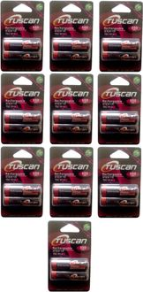 Tuscan AA Ni-Mh 1.2v 800mAh (Pack Of 10) Rechargeable Battery