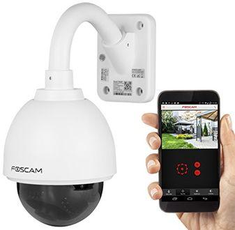 FOSCAM FI9828W Webcam