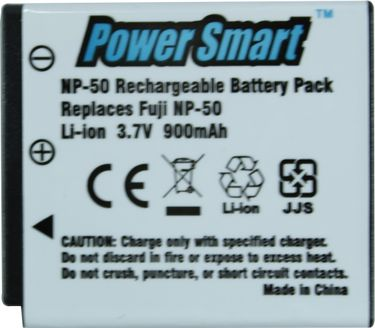 Power Smart NP-50 900mAh Camera Battery