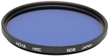 Hoya 49mm 80B Multi Coated Filter