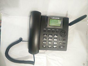 Lexstar LX-FWP 4G Corded Landline Phone