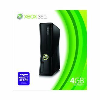 Microsoft Xbox 360 4GB Console