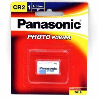 Panasonic Photo Power CR2 Rechareable Battery