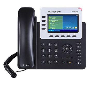 Grandstream GXP2140 Corded Landline Phone