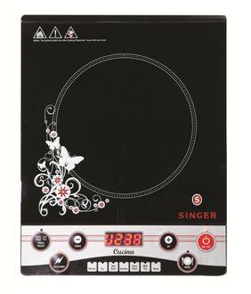 Singer Cucina (SIK7PBCBT) 2000W Induction Cooktop