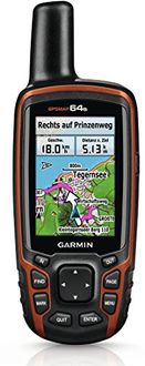 Garmin GPS Map 64S Navigation Device