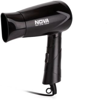 Nova NHP 8100 Silky Shine 1200 W Hot And Cold Foldable NHP 8100 Hair Dryer