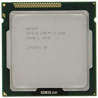 Intel Core i5-2400 Quad Core Processor