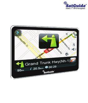 Satguide 4.3 Premium Navi GPS Navigation Device