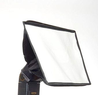 PowerPak SB2030 Unviersal 20cm*30cm Softbox (For Speedlite / Camera Flash SB2030)