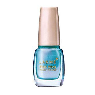 Lakme  True Wear Color Crush (Shade - 01) Nail Polish