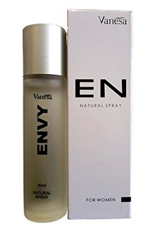 Vanesa  Envy Natural Spray Perfume