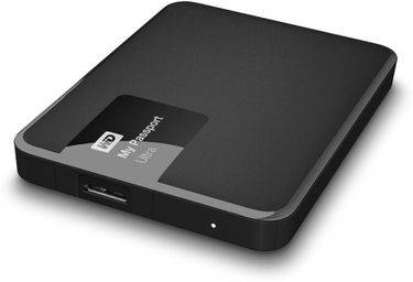 WD My Passport Ultra 1TB (WDBGPU0010BBK)