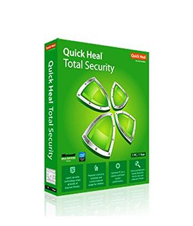 Quick Heal Total Security 2015 1 PC 1 Year