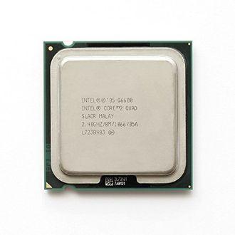 Intel Core 2 Quad Q6600 2.4Ghz Processor