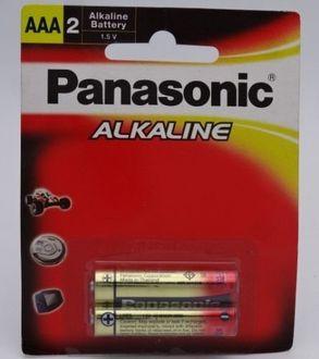 Panasonic LR03TDG AAA Alkaline Battery (2Pcs)
