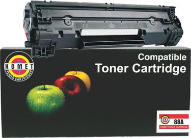 Komet 388A Laser Black Toner Cartridges