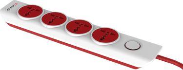 Goldmedal I-design 4x1 4 Strip Spike Surge Protector
