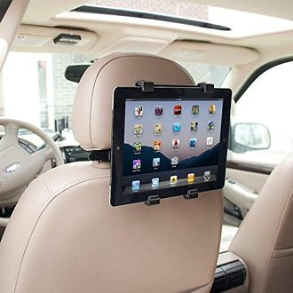 Mobilegear Universal Car Mount Tablet Holder