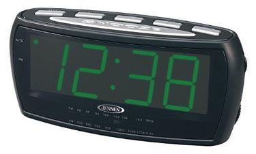 Jensen JCR-208 Alarm Clock AM/FM Radio
