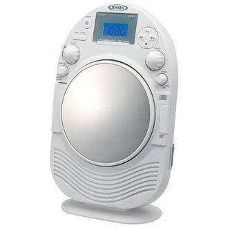 Jensen Jcr-525 Stereo Shower AM/FM Radio
