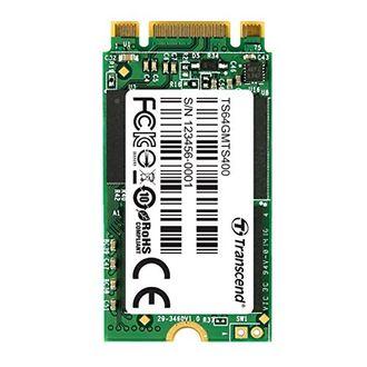 Transcend TS64GMTS400 64 GB SSD