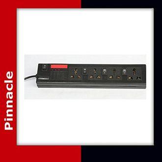 Pinnacle PA113 4 Strip Spike Surge Protector (1.25 Mtr)