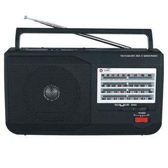 Supersonic SC1086 Portable FM Radio