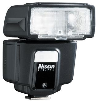 Nissin i40 wireless TTL FLASH