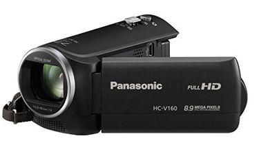 Panasonic HC-V160 HD Camcorder