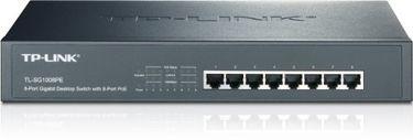 TP-LINK TL-SG1008PE 8-Port Switch