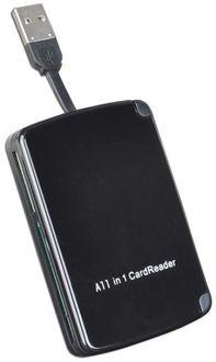 Reo 10-in-1 USB 2.0 Card Reader