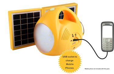 Mitva MS-352A Solar Emergency Light