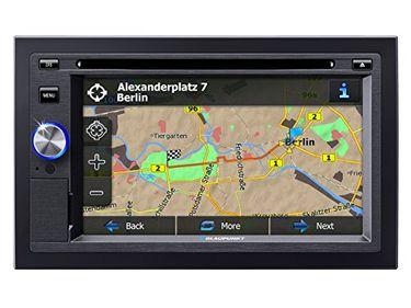 Blaupunkt San Diego 530 (WEU) GPS Navigation Device