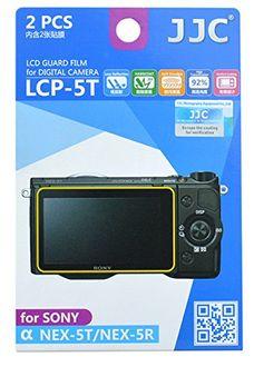 JJC LCP-5T LCD Camera Screen Protector (For Sony NEX-5T/NEX-5R)